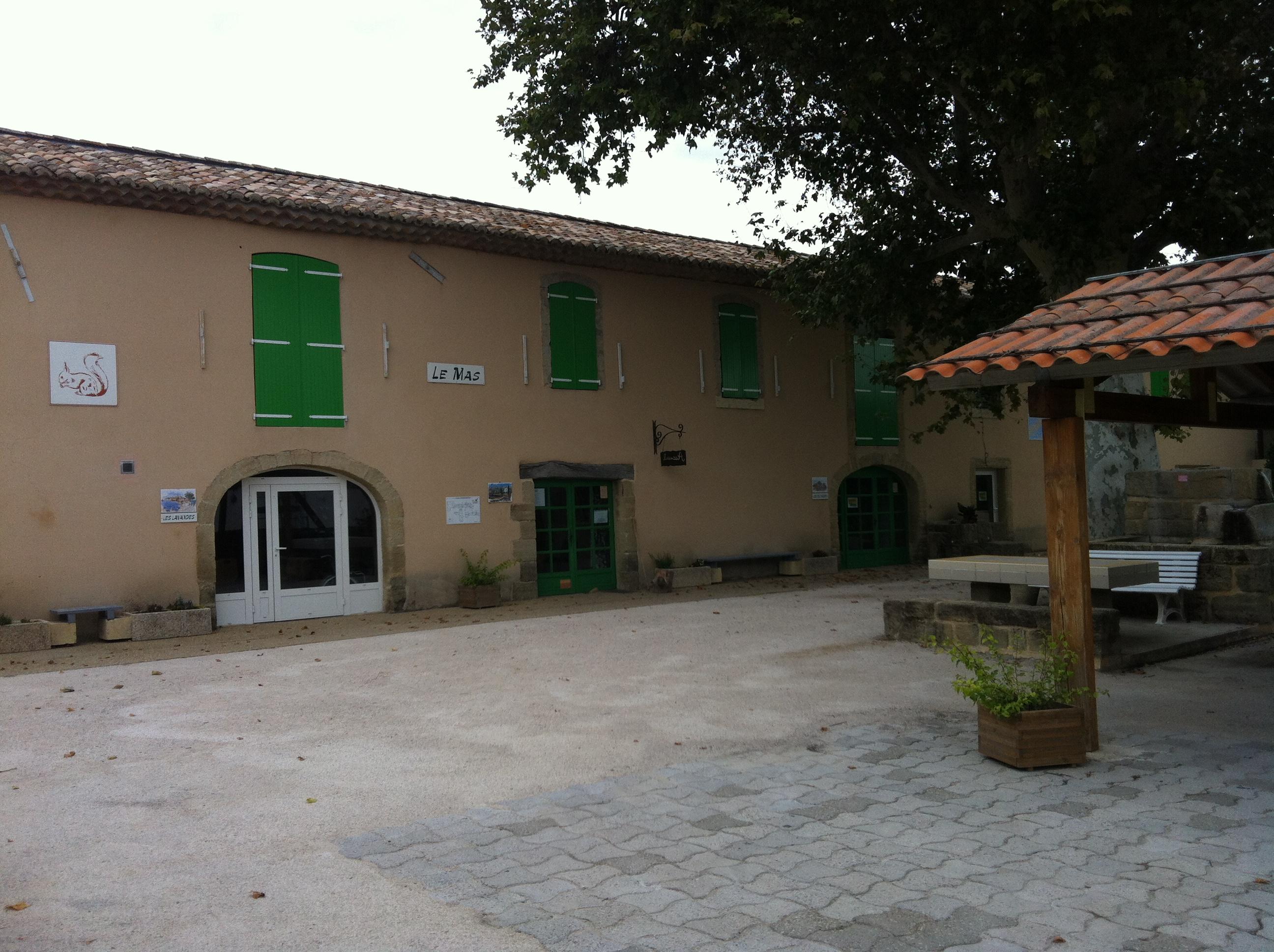 Site de Caderousse