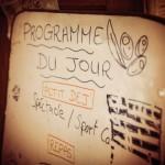 Info Colos Eté 2014 – en direct des séjours Dieulefit – C'est parti !!