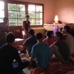 Infos séjour adapté enfants –  Dieulefit – sur le rythme – 21 juillet 2015