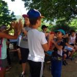 Infos Colos – en direct du séjour adapté pour enfants sourds et malentendants à Dieulefit – 12 juillet 2017