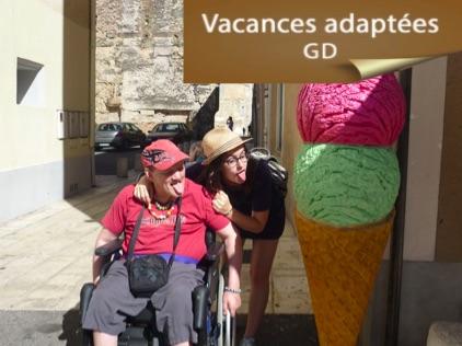 fanion vacances adaptées adultes grande dependance