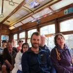 gruope tram